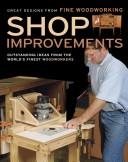 Shop Improvements (Great Designs-Fine Woodworking) by Editors of Fine Woodworking Magazine